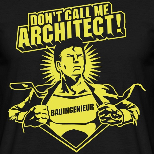 Bauingenieur - das Original