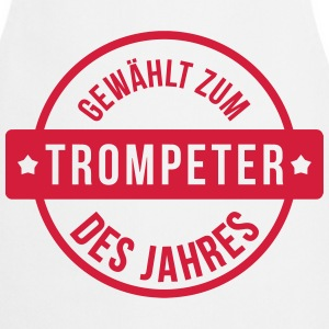 Trompeter / Trompete / Jazz / Musik / Musiker  Aprons - Cooking Apron