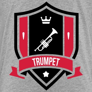 Trumpeter / Trumpet / Music / Musician / Jazz Shirts - Teenage Premium T-Shirt