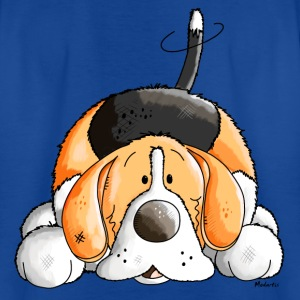 Happy Beagle Shirts - Kids' T-Shirt