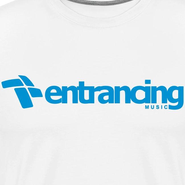 Shirt blue logo