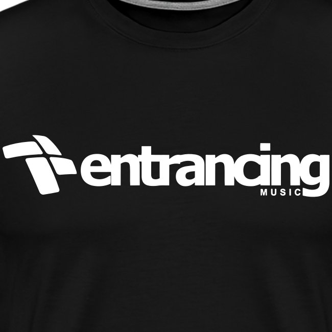 Shirt white logo