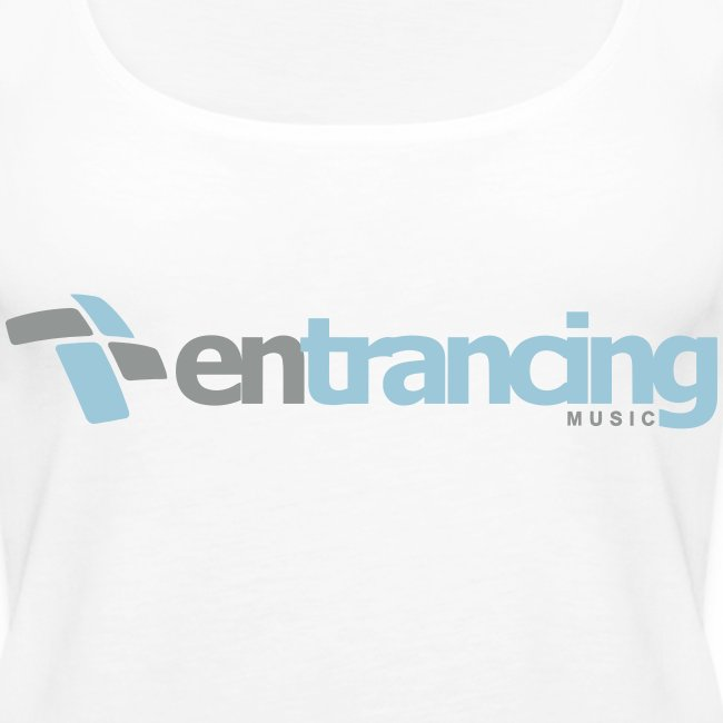 Tank Top premium colored logo