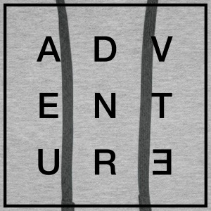 Adventure Gensere - Premium hettegenser for menn