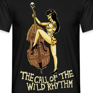 Call of the wild rhythm - T-shirt Homme