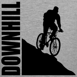 Bike Downhill Singlets - Premium singlet for menn