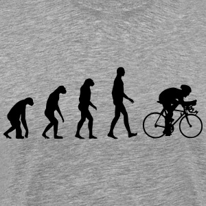 Evolution Bike Tee shirts - T-shirt Premium Homme