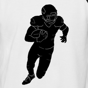 football T-skjorter - Kortermet baseball skjorte for menn