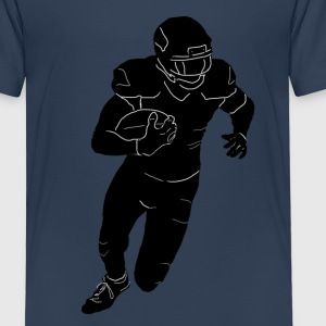 football T-Shirts - Kinder Premium T-Shirt