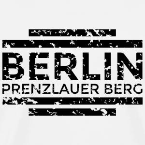 Berlin Prenzlauer Berg 20th Used Black