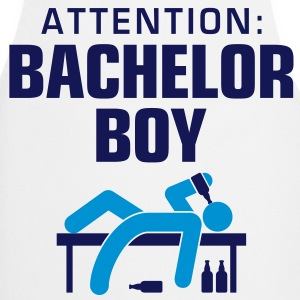 Attention: Bachelor!  Aprons - Cooking Apron