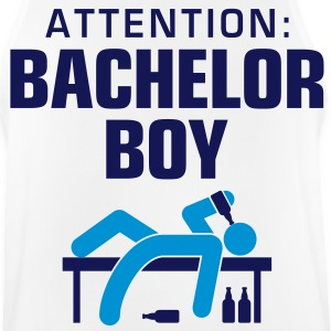 Attention: Bachelor! Sports wear - Men's Breathable Tank Top