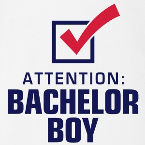 Attention: Bachelor! Shirts - Baby Bodysuit