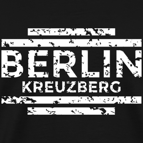 Berlin Kreuzberg 20th White