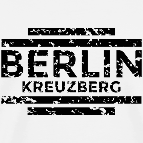 Berlin Kreuzberg 20th Black