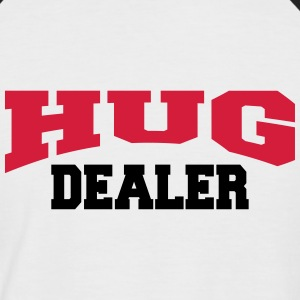 Hug Dealer T-Shirts - Men's Baseball T-Shirt