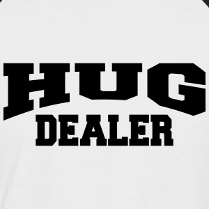 Hug Dealer T-Shirts - Männer Baseball-T-Shirt