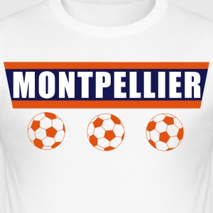 Montpellier football 2 Tee shirts - Tee shirt près du corps Homme