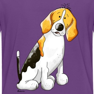 Bobby Beagle T-Shirts - Teenager Premium T-Shirt