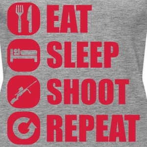 eat_sleep_weapon_repeat_6_1f Toppe - Dame Premium tanktop