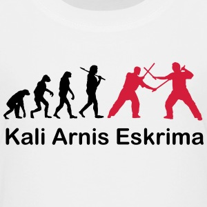 Kali Arnis Eskrima Evolution Teen - Teenager Premium T-Shirt