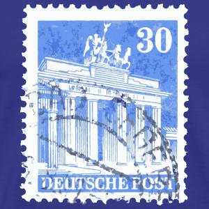Berlin Briefmarke Brandenburger Tor 1948