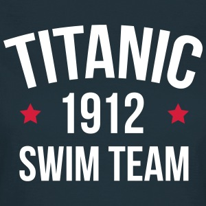 Titanic Swim Team  T-Shirts - Frauen T-Shirt