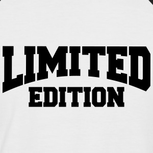 Limited Edition T-Shirts - Männer Baseball-T-Shirt