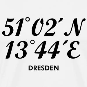 Dresden Koordinaten