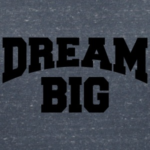 Dream big T-Shirts - Women's V-Neck T-Shirt