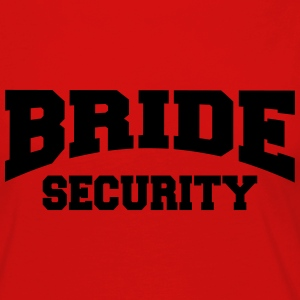 Bride Security Long Sleeve Shirts - Women's Premium Longsleeve Shirt