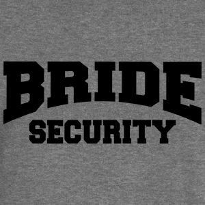 Bride Security Hoodies & Sweatshirts - Women's Boat Neck Long Sleeve Top