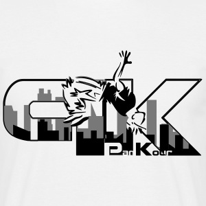 Parkour/Freerunning T-Shirts - Men's T-Shirt