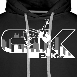 Parkour/Freerun Hoodies & Sweatshirts - Men's Premium Hoodie