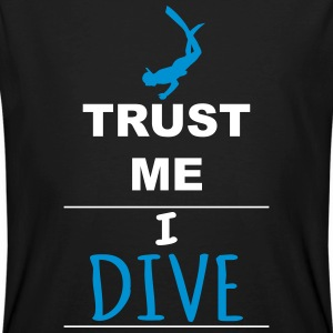 Trust me I Dive Tee shirts - T-shirt bio Homme