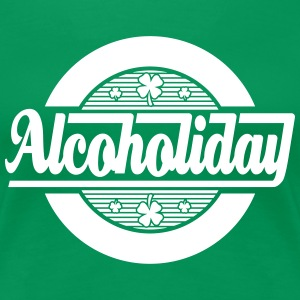 Alcoholiday T-Shirts - Women's Premium T-Shirt