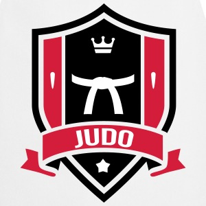Judo / Judoka / Sport / Martial Art / Fighter Tabliers - Tablier de cuisine