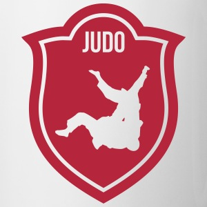 Judo / Judoka / Sport / Martial Art / Fighter Mugs & Drinkware - Mug