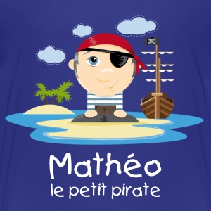 le Pirate min'kids Tee shirts - T-shirt Premium Enfant