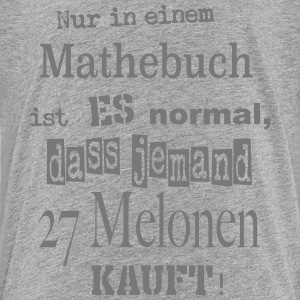 Schule Mathe - Teenager Premium T-Shirt