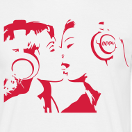 Motiv ~ The Kissing Headphone Girls