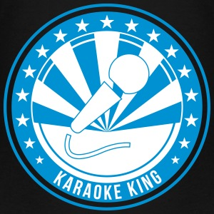 Karaoke King / Singer / Chanter / Chanteur / Song Tee shirts - T-shirt Premium Ado