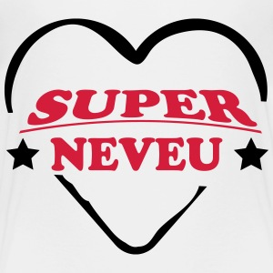 Super neveu 222 T-Shirts - Kinder Premium T-Shirt