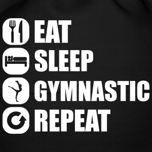 eat_sleep_gymnastic_repeat_5_1f Accessoires - Baby Mütze