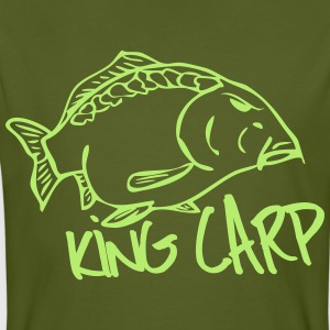 king carp T-Shirts - Men's Organic T-shirt