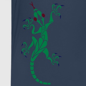 Green Lizard - Kinder Premium T-Shirt