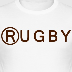 Rugby Tee shirts - Tee shirt près du corps Homme