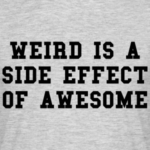 Weird Awesome  Tee shirts - T-shirt Homme