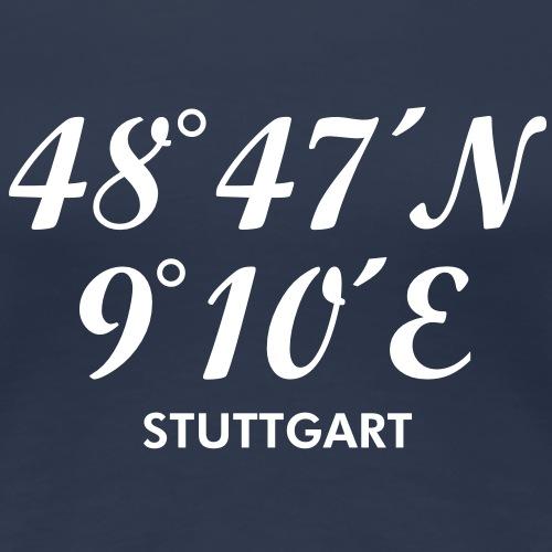 Koordinaten Stuttgart