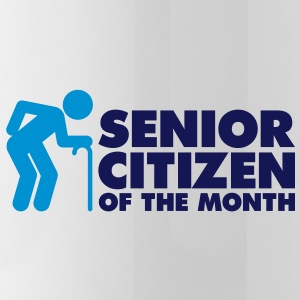 Senior of the Month Mugs & Drinkware - Water Bottle
